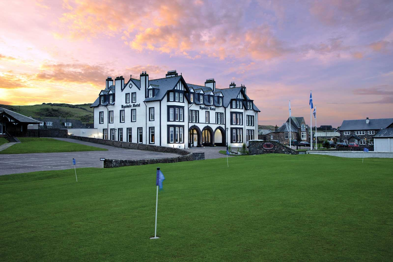 Ugadale Hotel & Lodge Machrihanish