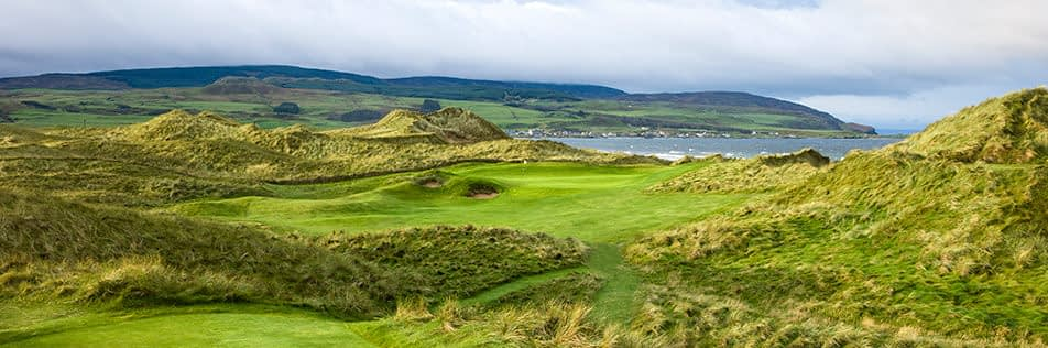 Golf in Western scotland
