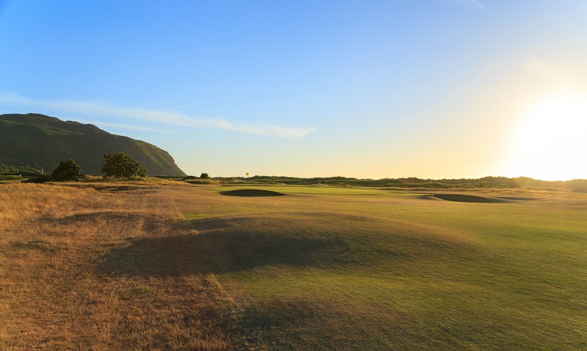 Conwy Caernarvonshire Golf Club