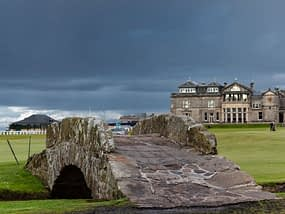 Golf in St Andrews