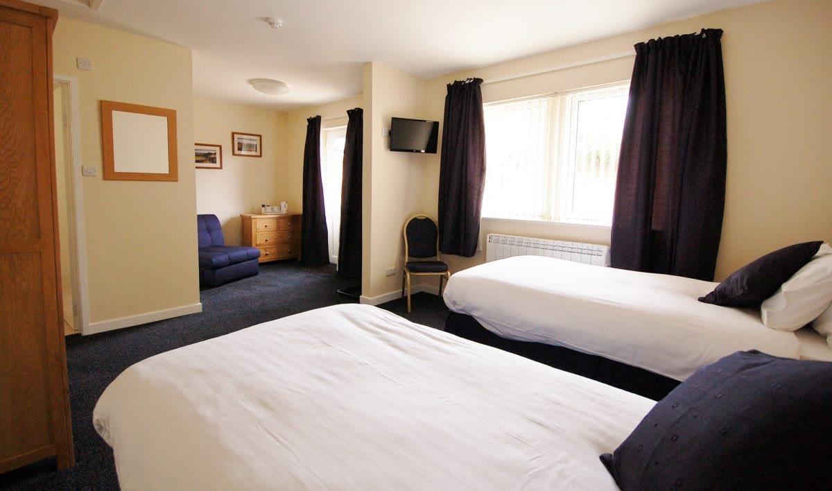 Aberdovey- Dormy Accommodation