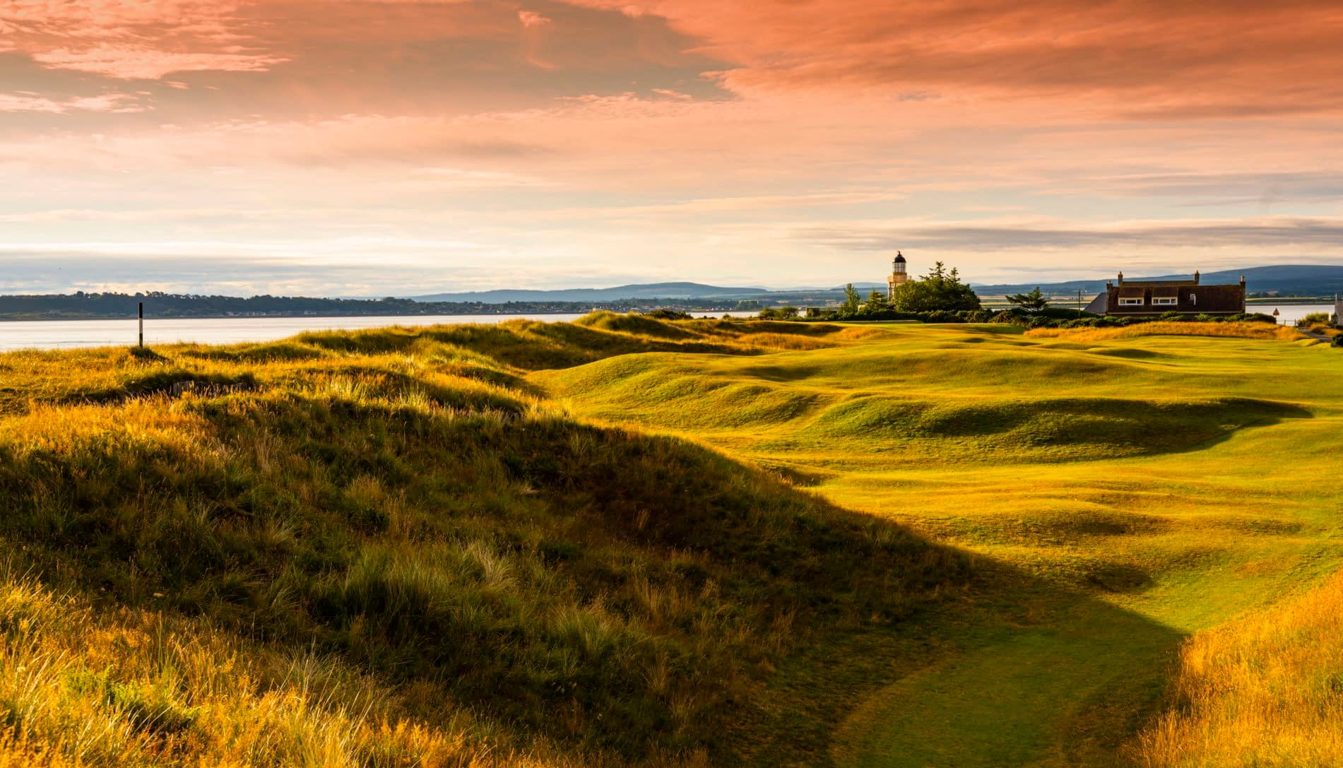 Fortrose & Rosemarkie Golf Club 6085 yards Par 71