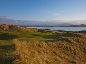 links golf in Ireland by authentic golf