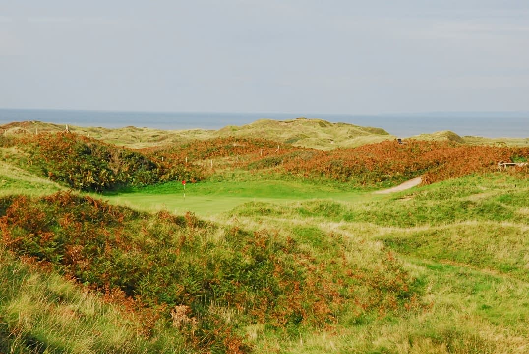 Pyle and Kenfig Golf