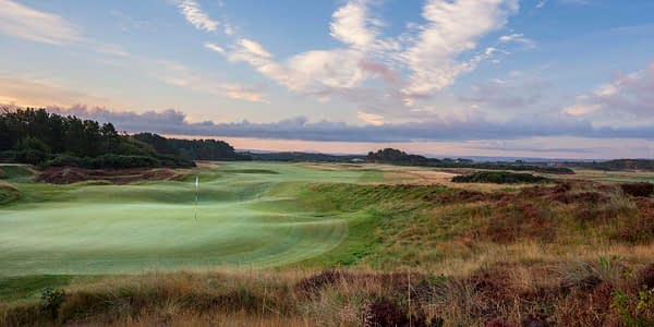 Golf in Schotland